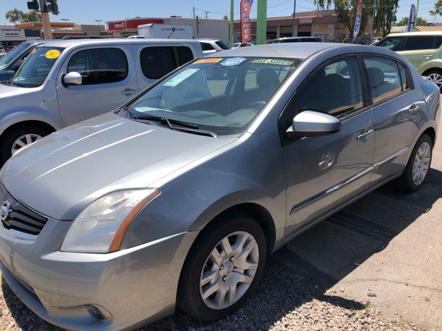 2012 Nissan Sentra 2.0 S CAR PROS AUTO CENTER (702) 405-9905 Las Vegas, Nevada 3