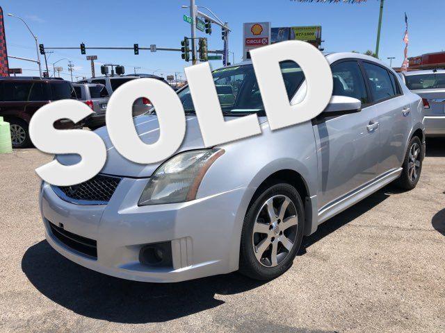 2012 Nissan Sentra 2.0 SR CAR PROS AUTO CENTER (702) 405-9905 Las Vegas, Nevada