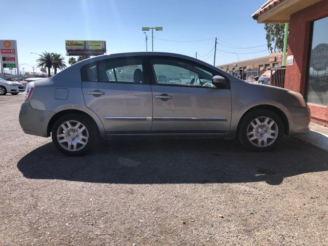 2012 Nissan Sentra 2.0 S CAR PROS AUTO CENTER (702) 405-9905 Las Vegas, Nevada 4