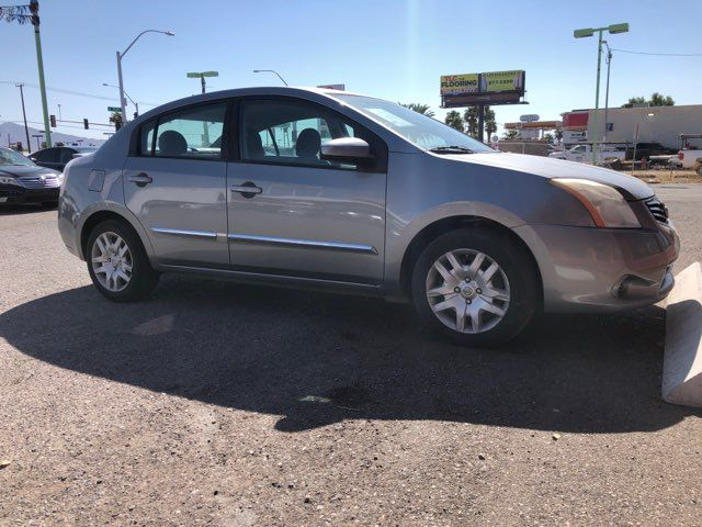 2012 Nissan Sentra 2.0 S CAR PROS AUTO CENTER (702) 405-9905 Las Vegas, Nevada 5