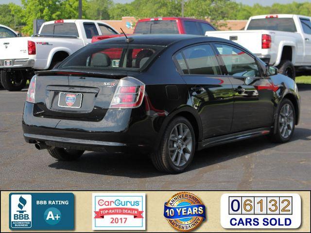 2012 Nissan Sentra SE-R Spec V FWD - w/ UPGRADED PKG! Mooresville , NC 2