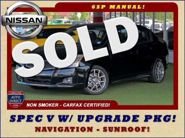 2012 Nissan Sentra SE-R Spec V FWD - w/ UPGRADED PKG! Mooresville , NC 0