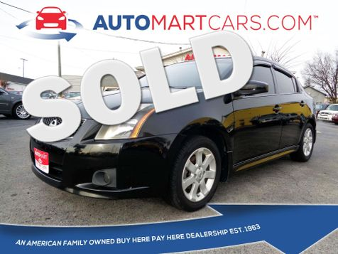 2012 Nissan Sentra 2.0 SR | Nashville, Tennessee | Auto Mart Used Cars Inc. in Nashville, Tennessee