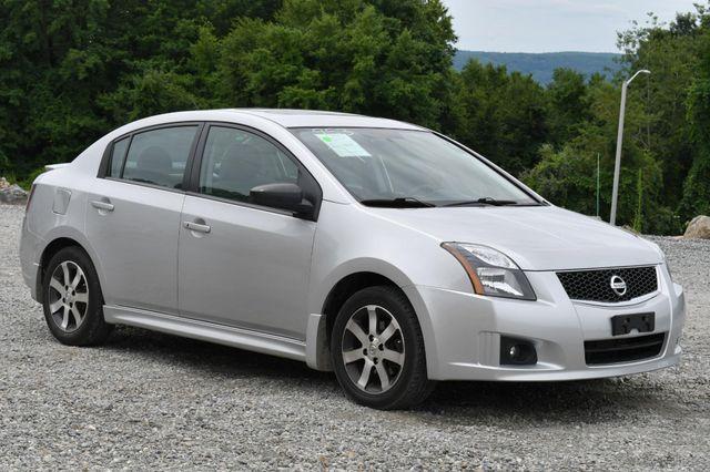 2012 Nissan Sentra 2.0 SR Naugatuck, Connecticut 6