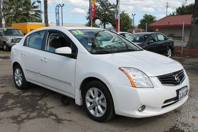 2012 Nissan Sentra 2.0 SL in San Jose, CA 95110