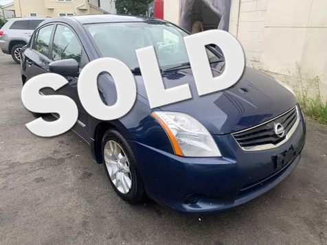 2012 Nissan Sentra 2.0 S in West Springfield, MA