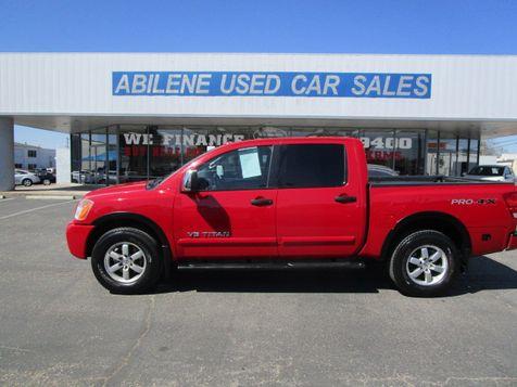 2012 Nissan Titan PRO-4X in Abilene, TX