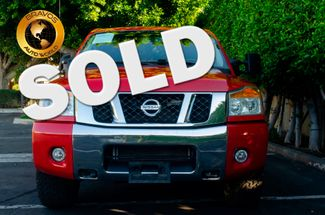 2012 Nissan Titan in cathedral city, California
