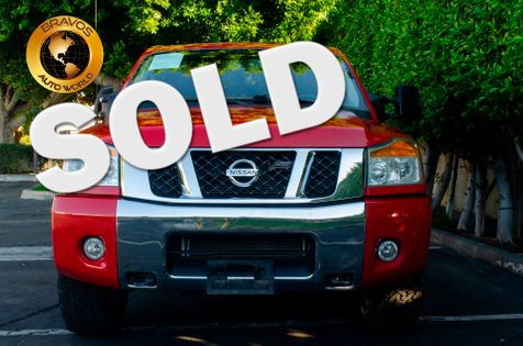 2012 Nissan Titan SV in cathedral city
