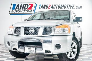 2012 Nissan Titan SV in Dallas TX