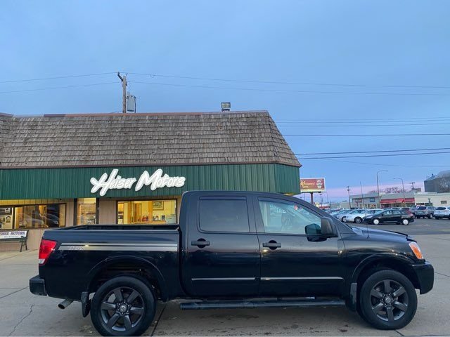 2012 Nissan Titan SV in Dickinson, ND 58601