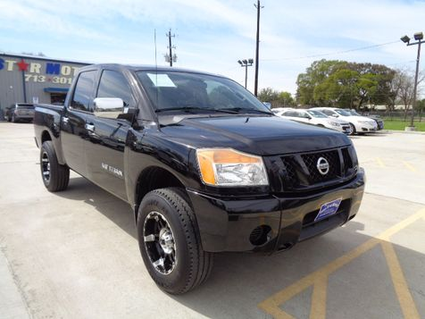2012 Nissan Titan S in Houston