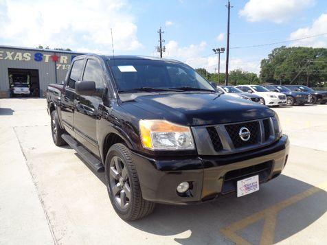 2012 Nissan Titan SV in Houston