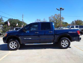 2012 Nissan Titan PRO-4X  city TX  Texas Star Motors  in Houston, TX