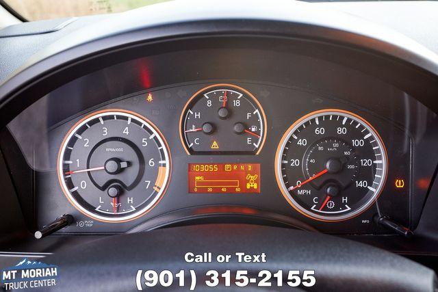 2012 Nissan Titan SV in Memphis, Tennessee 38115