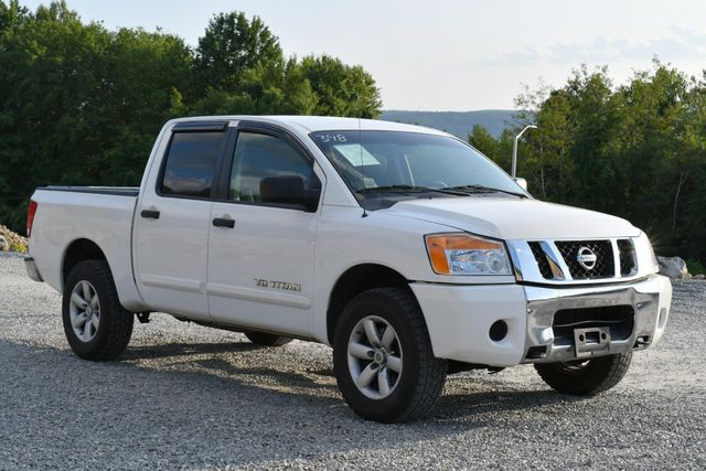 2012 Nissan Titan SV Naugatuck, Connecticut 6