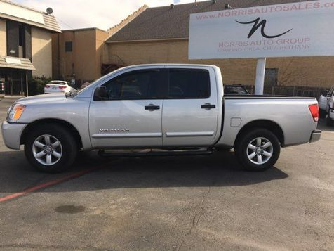 2012 Nissan Titan SV  Located AT OUR I40 LOCATION 405-917-7433   Oklahoma City, OK   Norris Auto Sales (NW 39th) in Oklahoma City, OK
