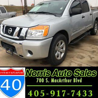 2012 Nissan Titan SV   Oklahoma City, OK   Norris Auto Sales (I-40) in Oklahoma City OK