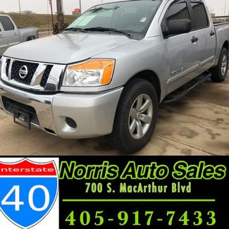 2012 Nissan Titan SV | Oklahoma City, OK | Norris Auto Sales (I-40) in Oklahoma City OK