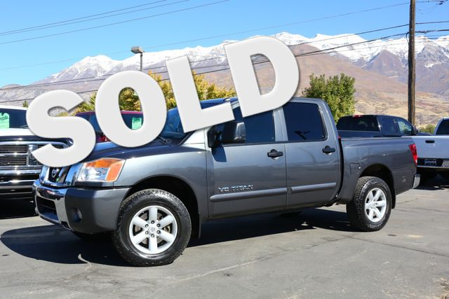 2012 Nissan Titan in Orem Utah