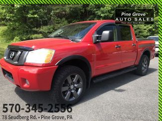 2012 Nissan Titan SV | Pine Grove, PA | Pine Grove Auto Sales in Pine Grove