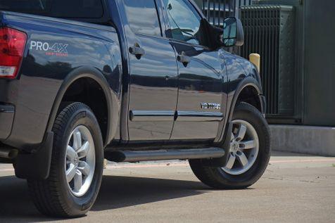 2012 Nissan Titan PRO-4X | Plano, TX | Carrick's Autos in Plano, TX