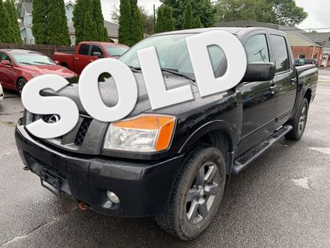 2012 Nissan Titan SV in West Springfield, MA