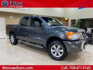2012 Nissan Titan SV in Worth, IL 60482