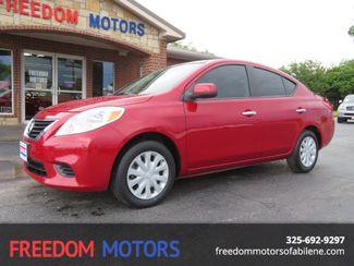 2012 Nissan Versa SV | Abilene, Texas | Freedom Motors  in Abilene,Tx Texas