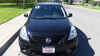 2012 Nissan Versa S Chico, CA 1