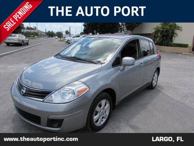 2012 Nissan Versa S in Clearwater Florida, 33773