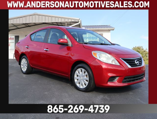 2012 Nissan Versa SV in Clinton, TN 37716