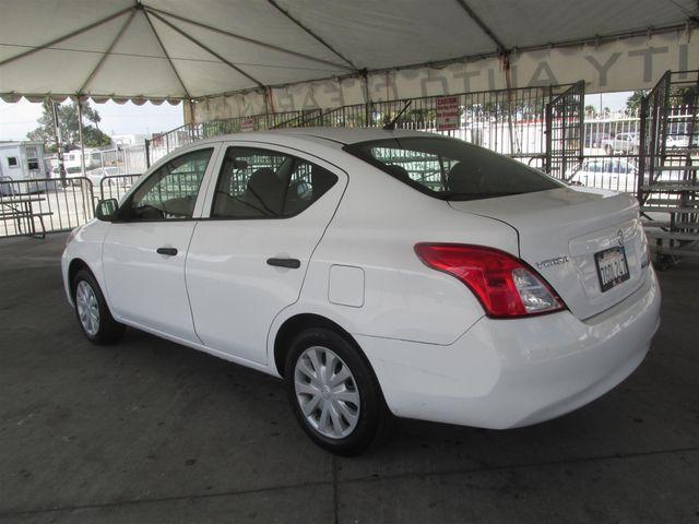 2012 Nissan Versa S Gardena, California 1
