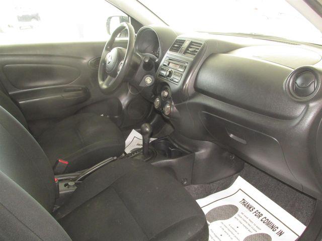 2012 Nissan Versa S Gardena, California 8