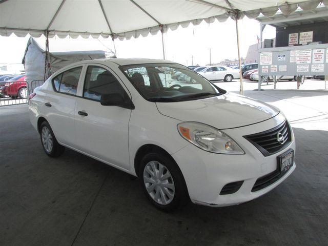 2012 Nissan Versa S Gardena, California 3