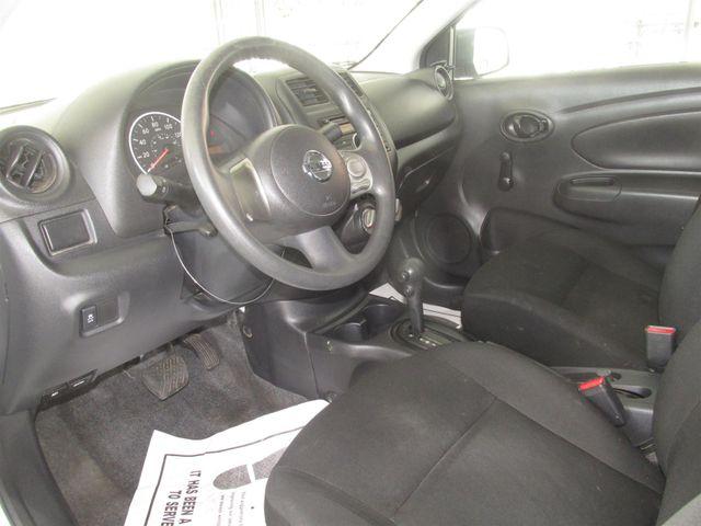 2012 Nissan Versa S Gardena, California 4