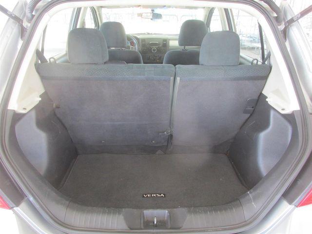 2012 Nissan Versa S Gardena, California 11