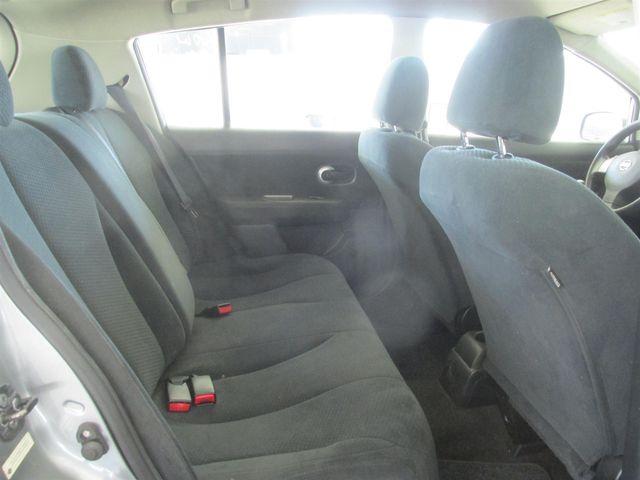 2012 Nissan Versa S Gardena, California 12