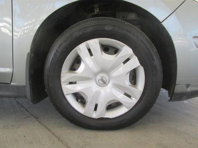 2012 Nissan Versa S Gardena, California 14