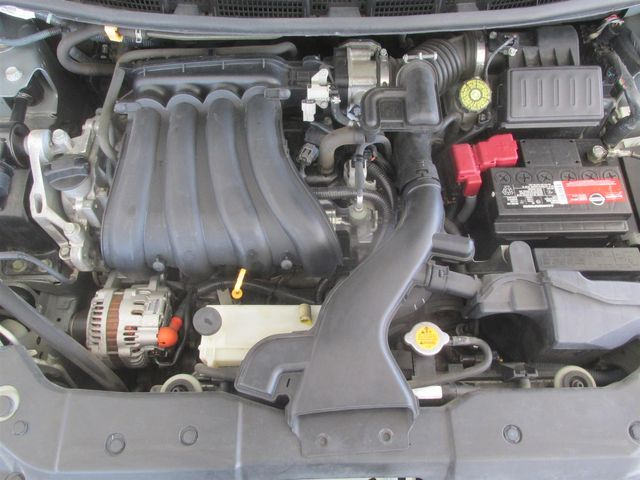 2012 Nissan Versa S Gardena, California 15
