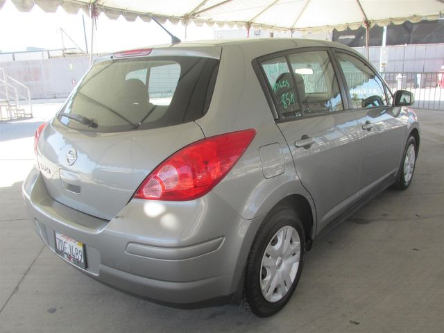 2012 Nissan Versa S Gardena, California 2