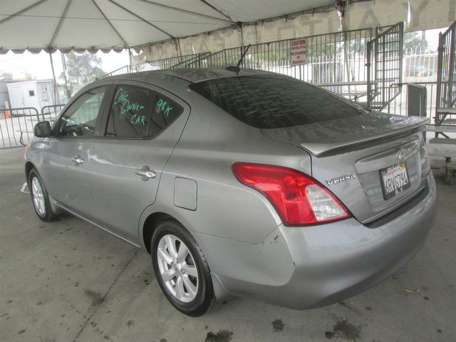 2012 Nissan Versa SL Gardena, California 1