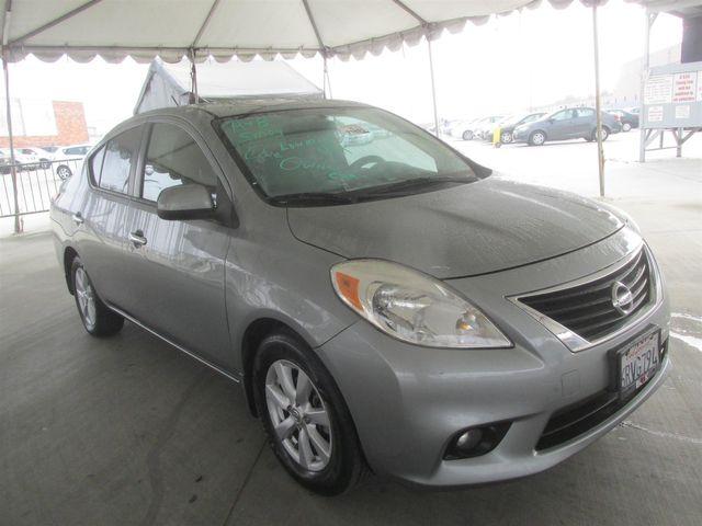 2012 Nissan Versa SL Gardena, California 3