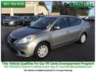 2012 Nissan Versa SV | Hot Springs, AR | Central Auto Sales in Hot Springs AR
