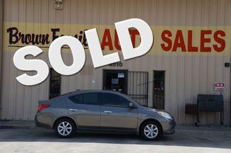 2012 Nissan Versa SL | Houston, TX | Brown Family Auto Sales in Houston TX