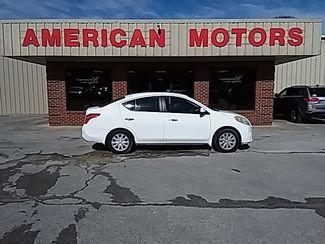 2012 Nissan Versa SV   Jackson, TN   American Motors in Jackson TN