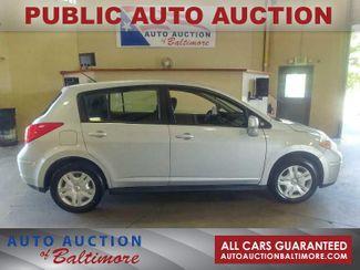 2012 Nissan Versa S | JOPPA, MD | Auto Auction of Baltimore  in Joppa MD