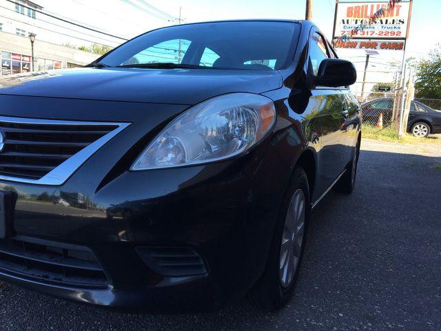 2012 Nissan Versa SV New Brunswick, New Jersey 11