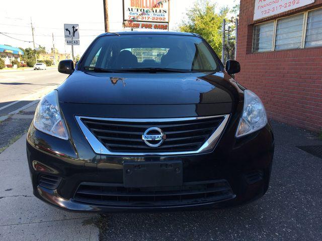 2012 Nissan Versa SV New Brunswick, New Jersey 4