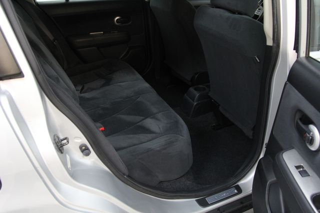 2012 Nissan Versa S Richmond, Virginia 22